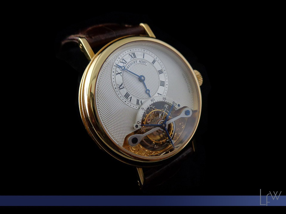 Breguet 3357 Tourbillon